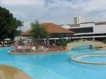 Один из множества бассейнов. Таиланд. отель Амбассадор