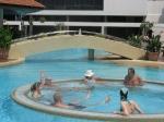 Таиланд. отель Амбассадор. бассейн с джакузи