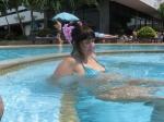 Таиланд. отель Амбассадор. бассейн с джакузи-1