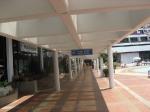 Таиланд. отель Амбассадор. между комплексом отдельностоящих отетелей можно пройти по тенистому коридору