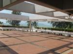 Таиланд. отель Амбассадор. площадка для занятий Йогой