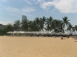 Таиланд. отель Амбассадор. пляж Сиамского залива