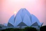 Йога-тур в Индию. Храм Лотоса