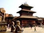 Йога-тур в Непал. хатха-йога для начинающих -21