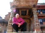 Йога-тур в Непал. хатха-йога для начинающих -22