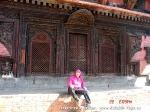 Йога-тур в Непал. хатха-йога для начинающих -23