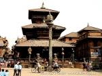 Йога-тур в Непал. хатха-йога для начинающих -25