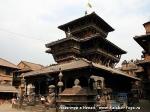 Йога-тур в Непал. хатха-йога для начинающих -26