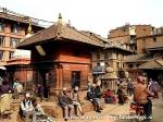 Йога-тур в Непал. хатха-йога для начинающих -31