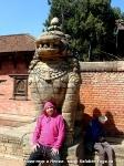 Йога-тур в Непал. хатха-йога для начинающих -36