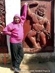 Йога-тур в Непал. хатха-йога для начинающих -39
