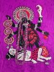 Йога-тур в Гималаи, Хатха-Йога в Индии,богиня Кали-1