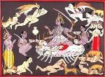 Йога-тур в Гималаи, Хатха-Йога в Индии,богиня Кали-3