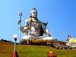 Йога-тур на ГОА. Телесно-медитативные практики, у подножия самой большой в Мире статуи Шивы