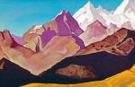 Набор энергии от Духов Горных Ветров.Динамическая медитация сооружения Лхатхо  Духам Гималайских Ветров.