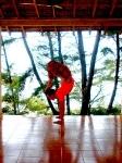 4110. Йога на Гоа. Йога тур. Хатха-Йога для начинающих.