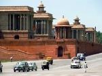 Йога-тур в Гималаи. Индийский парламент-3
