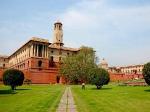 Йога-тур в Гималаи. Индийский парламент-18
