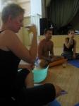 Йога-тур. Семинар Владимира Калабина в Крыму. Йога в Симеизе