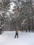 4.Йога.Отдых зимой.Ледяной ожог.