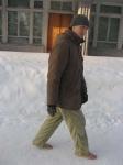 5.Йога тренинг зимой.Ледяной ожог.