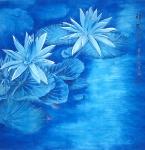 Йога-тур в Гималаи. Цветок Лотоса олицетворяет в Китае чистоту и целомудрие-5