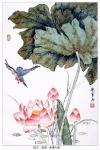 Йога-тур в Гималаи. Цветок Лотоса олицетворяет в Китае чистоту и целомудрие-20