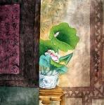 Йога-тур в Гималаи. Цветок Лотоса олицетворяет в Китае чистоту и целомудрие-23