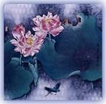 Йога-тур в Гималаи. Цветок Лотоса олицетворяет в Китае чистоту и целомудрие-27