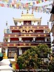 Йога-тур в Непал. Хатха-йога для начинающих-31