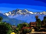Йога-тур в Непал. Треккинг в Гималаях-46
