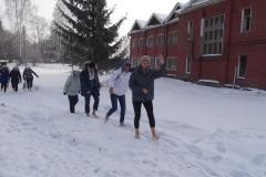 Снегокупания