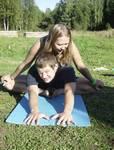 11. йога тур на Алтае, хатха йога для начинающих, парная йога