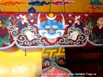 Йога-тур в Непал. Тибетские Танка-14