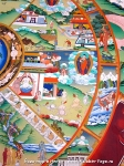 Йога-тур в Непал. Тибетские Танка-24