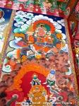 Йога-тур в Непал. Тибетские Танка-25
