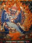 Йога-тур в Непал. Тибетские Танка-27