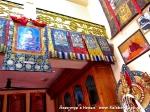Йога-тур в Непал. Тибетские Танка-28