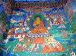 Йога-тур в Непал. Тибетские Танка-29