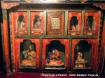 Йога-тур в Непал. Тибетские Танка-36