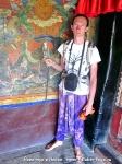 Йога-тур в Непал. Тибетские Танка-37