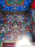 Йога-тур в Непал. Тибетские Танка-39
