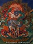 Йога-тур в Непал. Тибетские Танка-43