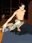 Хатха-йога для начинающих. Хождение по стеклу-1414