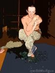 Хатха-йога для начинающих. Хождение по стеклу-16
