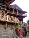 Йога-тур в Гималаи, замок Раджей в Нагаре-1