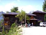 Йога-тур в Гималаи. Замок Раджей. Нагар-2