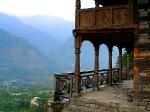 Йога-тур в Гималаи. Замок Раджей. Нагар-10