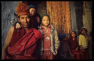 Почти в каждой ладакхской семье есть свой буддистский монах.Йога-тур в Тибет