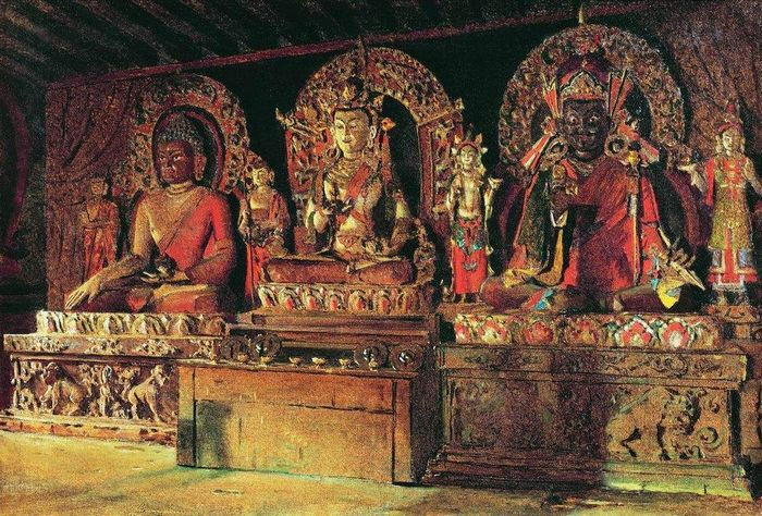 Фото Путевые заметки. Тибет в картинах Василия Верещагина